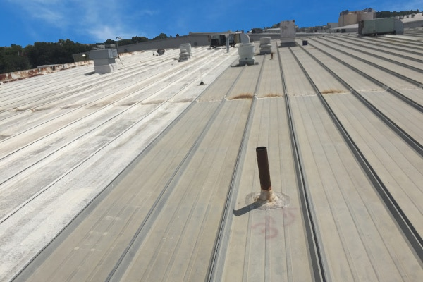 Commercial Roofing Repair Houston
