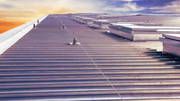 Commercial Roofing in Dallas, Texas