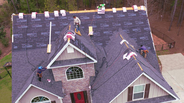 Dallas Roof Replacement Contractors