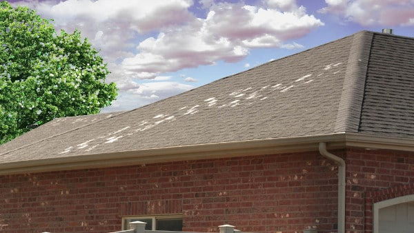 Storm Damage Roof Repair in Fort Worth